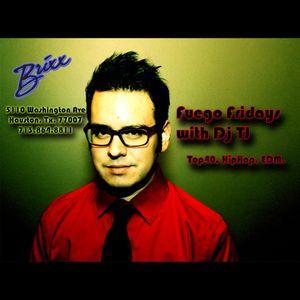Dj TJ - Brixx on Washington Avenue - Friday Nights - 2013