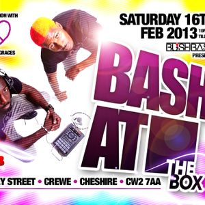 Bash At The Box UKG Ladies Mix Sat 16th Feb