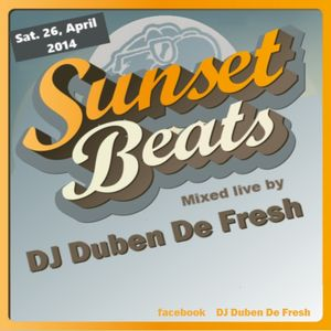 Duben De Fresh pres. Papagayo Series - Sunset Beats (Latin House 26-4-2014)