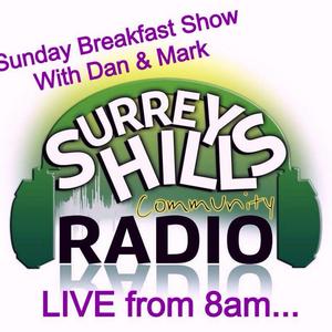Sunday morning breakfast show - 18 12 2016