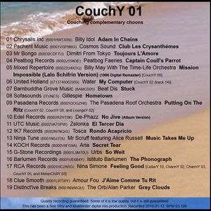 SeeWhy CouchY01