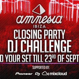 Rafa Valenty - Just In Time (Dj Challenge Amnesia Ibiza 2012)