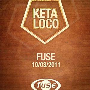 Urban C >> KetaLoco + Dave clarke @ Fuse Motion 10/03/2012