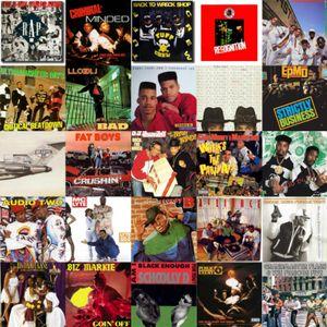 Being A B-Boy In Benztown (Hip Hop 1983-1993)