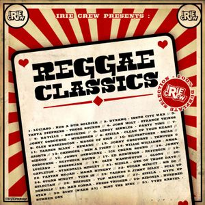 Reggae Classics Vol I - 100 % Dubplates