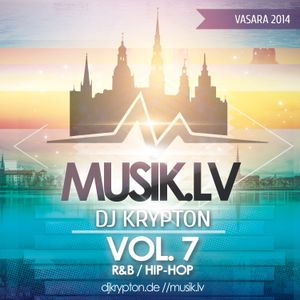 DJ KRYPTON – Musik.lv vol. 7. RnB, Hip-Hop [2014]