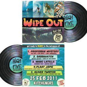 WIPEOUT! Live DJ set 25 Feb '11