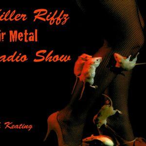 Killer Riffz - Hair metal radio show - Josh Keating