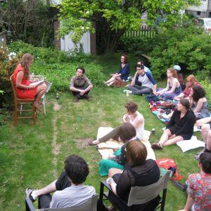 "Lilah Kemp Reading Series: ""Last Day of School"" (Literary Readings & Music)"