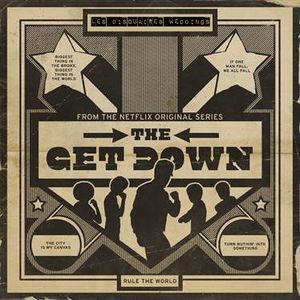 """Playlist Les Disquaires """"The Get Down"""" Disco Funky Boogie"""