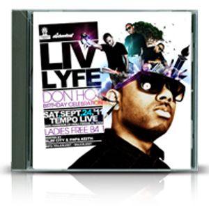 DJ-DON - HOT-B-DAY  BASH - 9 24 2011