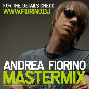 Andrea Fiorino Mastermix #206 (live @ Mastermix Live!, Club 007, Hradcany u Tisnova, CZ)