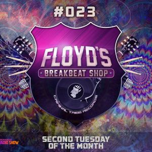 Floyd the Barber - Breakbeat Shop #023 (27.07.17) [no voice]