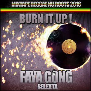 Selekta Faya Gong - Burn It Up