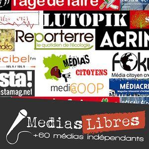 La chronique médias libres de Sylvain Freyburger - le 26.01.2017 - Frühstück