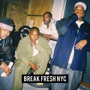 DARK MAN X FOREVER - BREAK FRE$H NYC