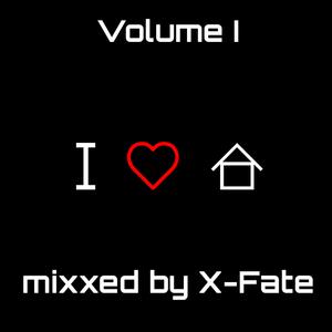 DJ X-Fate - I Love House Vol. I