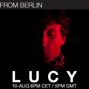 Lucy (Stroboscopic Artefacts) @ Beatport Headquarters - Berlin (10.08.2012)
