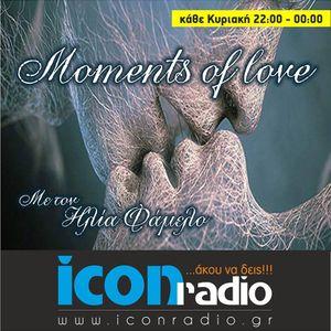 Moments of love 01-12-2019 ICON RADIO