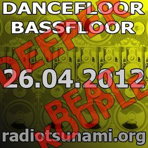 Dancefloor bassfloor 26.04.2012 www.radiotsunami.org gae fnkbstrd aka dasupadeepa