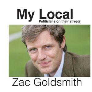 #MyLocal with Caroline Davies-  Zac Goldsmith on David Attenborough-- @z1radio @caroline_gm_d