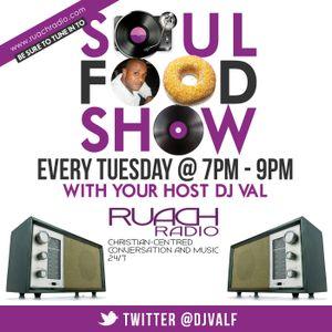The Soul Food Gospel Radio Show September 19, 2017