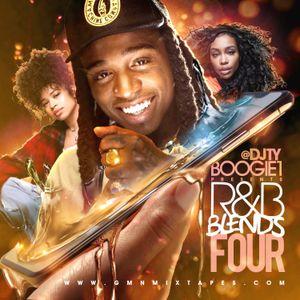 "DJTYBOOGIE PRESENTS ""R&B BLENDS PT 4"" (FULL MIXTAPE)"