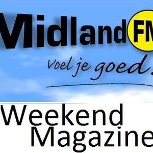 Midland Weekend Magazine met Gerald Takken - 8 september 2012