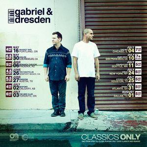 Gabriel & Dresden Live At Avalon, LA 01 - 01 - 08