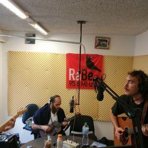 SamStagmorgen nr. 393 hour 3 Up the Chain live studio session