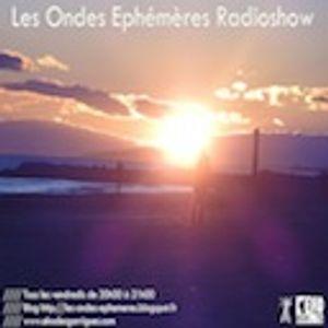 Les Ondes Ephémères 10-01-14