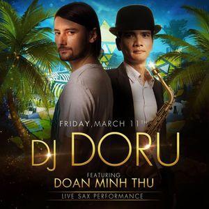 1st Anniversary   DJ Doru & Live Sax