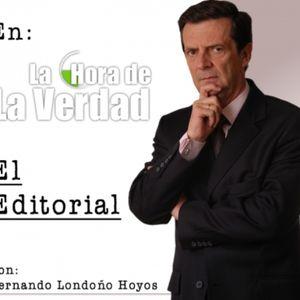 """Editorial: """" Nicolás Maduro acaba de dar un golpe de Estado y Santos va a hacer lo mismo """""""