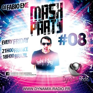 Mash Party [Fabio Ene] Live at Dynamix POD8 2014