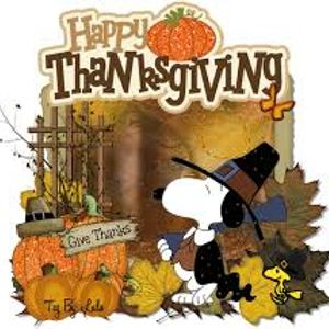 GIVING THANKS!