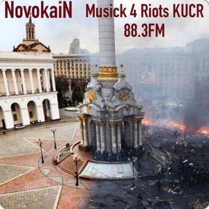 NovokaiN - Revolucion - Musick 4 Riots Mix (Uncensored)