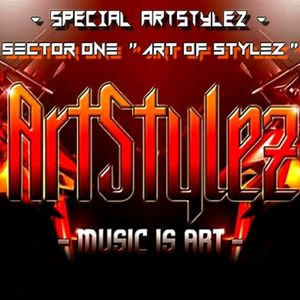 "Special ArtStylez - "" Art Of Stylez "" - Mixed By Sector One"