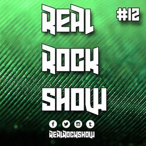 Real Rock Show #RRS12 - April 21, 2016