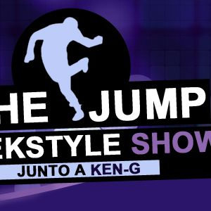 """The Jump & Tekstyle Show by Ken-G"" Transmisión 6 Vier 22-2-13"