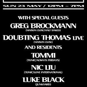 Tommi & Greg Brockmann b2b @ Supercool