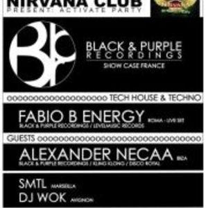 Dj Wo K Live @ Nirvana Club @ Toulon Fr 2012