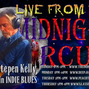 LIVE from the Midnight Circus Featuring George Stephen Kelly