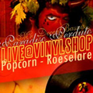 Le Maître D at PopcornMusicStore (pt2)
