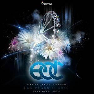 Sander van Doorn - Electric Daisy Carnival Las Vegas – 09.06.2012