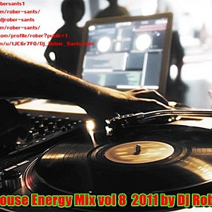 Electro House Energy Mix vol 8 by 2011 Rober Sants