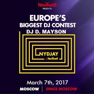 NYDJAY by NEW YORKER DJ D. Mayson Russia