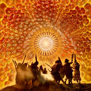 Framework of Veneration to the Sun : Rhythm, Groove and Devotion mixed by Anyer Quantum