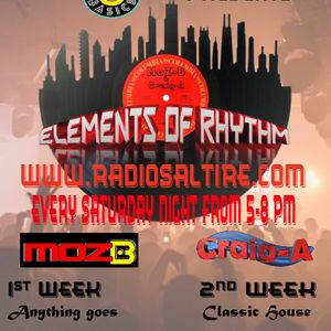 Elements Of Rhythm With Moz-B & Craig Adams 01.12.18