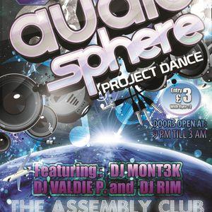 AUDIOSPHERE DJs mix DJ Montek, DJ Valdi P, DJ Rim