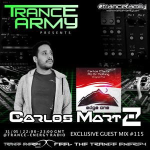 Guest Mix for Trance Army